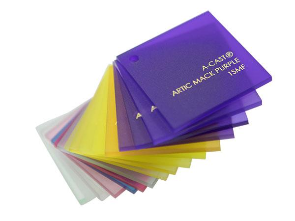 acrylic cast sheets