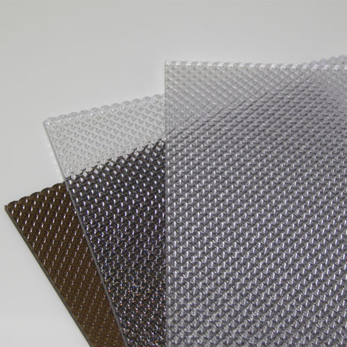 polycarbonate prismatic sheets
