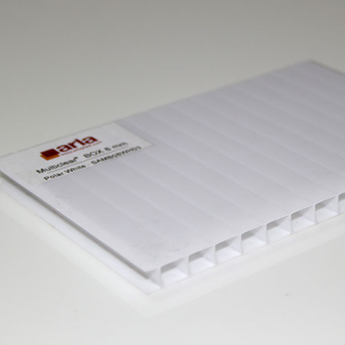 polycarbonate multiclear sheet
