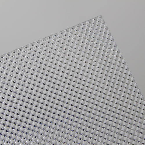 polycarbonate prismatic sheet