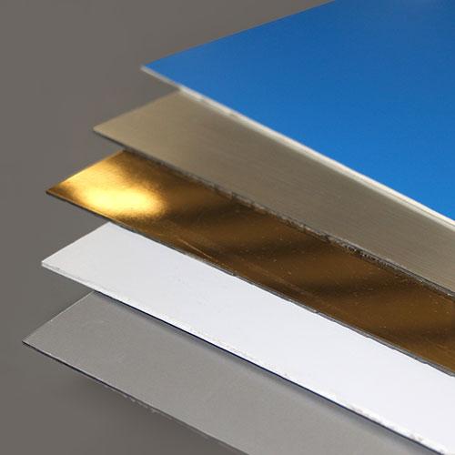engraving sheets